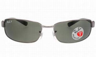 lunette soleil ray ban homme polarise