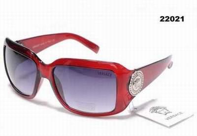 lunettes versace de ski,vente lunettes soleil